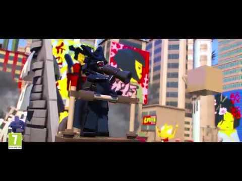 The LEGO® NINJAGO® Movie: Videogame Launch Trailer
