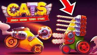 THIS SHOULD BE CONSIDERED CHEATING | CATS Crash Arena Turbo Stars