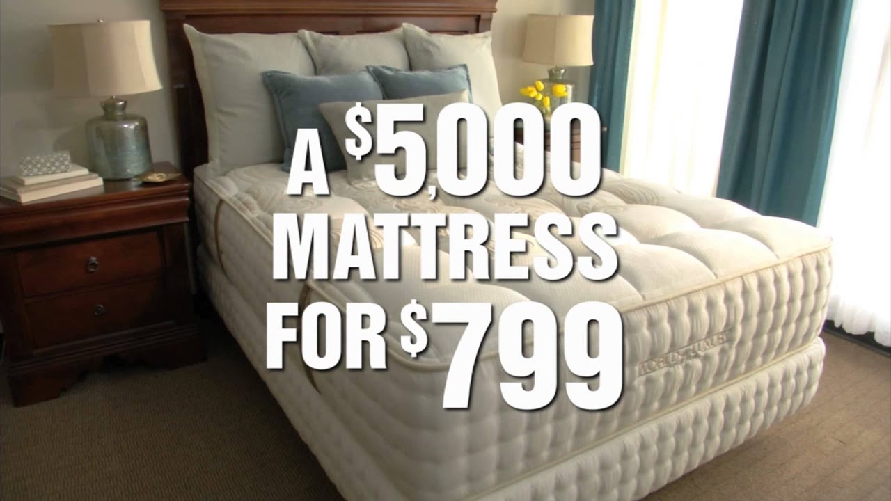 mattress king commercial. King Koil Showroom Product Tour Mattress Commercial
