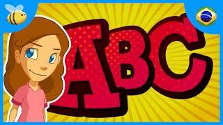 O Alfabeto: Aprenda as Vogais e Consoantes | Vídeos Educativos para Crianças