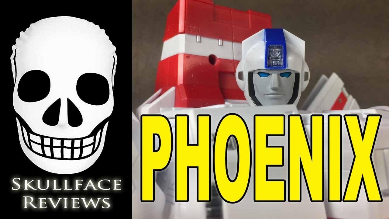 Transformers 3rd Party Fanstoys Phoenix (skyfire/Jetfire)