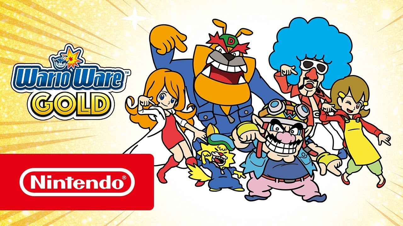 WarioWare Gold – Launch Trailer (Nintendo 3DS)