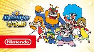 WarioWare Gold – Launch Trailer (Nintendo 3DS)