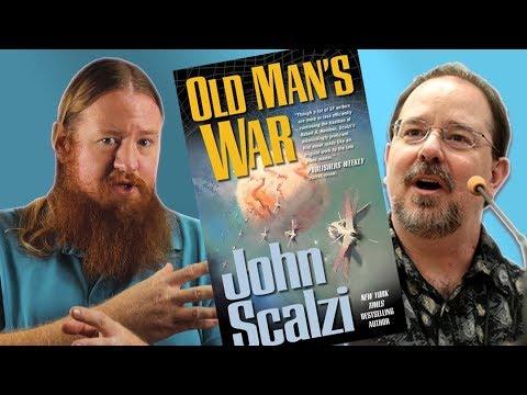 Old Man's War...  John Scalzi A Review