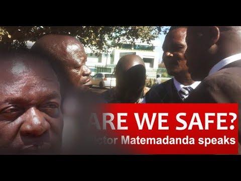 MNANGAGWA TELLS BOB: I'M COMING BACK FOR YOU