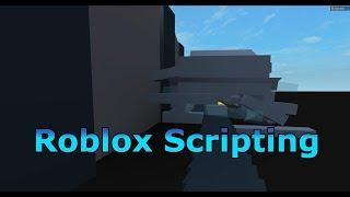 Roblox Scripting - Tramway circulaire