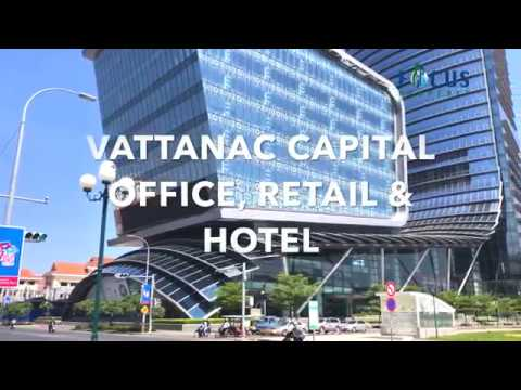 "Vattanac Capital ""Office, Retail and Hotel"" Phnom Penh, Cambodia"