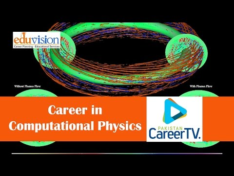 Career in Computational physics HD