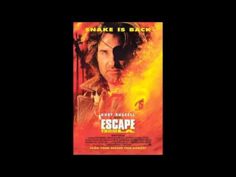 John Carpenter's Escape from  Los Ángeles soundtrack