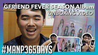 GFRIEND FEVER SEASON ALBUM UNBOXING 💙💜 ALBUM OF THE YEAR! 🌟 || #MANP365Days