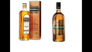 видео Виски Bushmills (Бушмилс) - древнейший ирландский виски