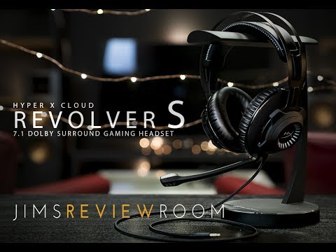 outlet store da1cf 1ae58 Hyper X Cloud Revolver S - 7.1 SURROUND! - REVIEW