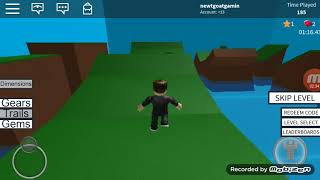 ROBLOX Episode 6:Speed Run 4; Zombie Ver.