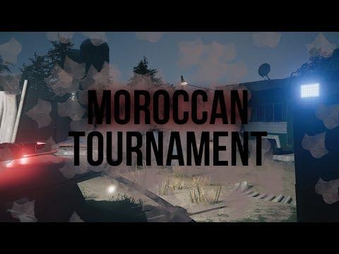 Moroccan tournament [100€] - Rainbow Six Siege