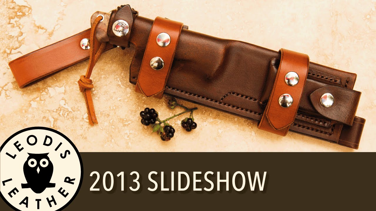 Leodis Leather 2013 Slideshow - YouTube 43885747b3dc0