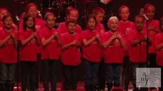 Soldiers' Settlement Public School ACMF DUETS Choir and Matthew Doyle perform Didgeridoo