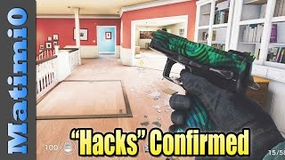 """Hacks"" Confirmed - Rainbow Six Siege"
