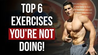 Top 6 Exercises You