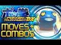 Pokken Tournament DX - ALL Croagunk Move