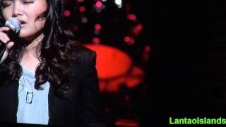 Charice - Stand Up for Love, David Foster Tokyo Oct 19 2011