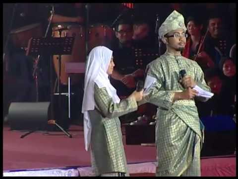 Malam Tunas Seni dan Sambutan Merdeka sempena MMM UKM sesi 2017 / 2018 (29 Ogos 2017)