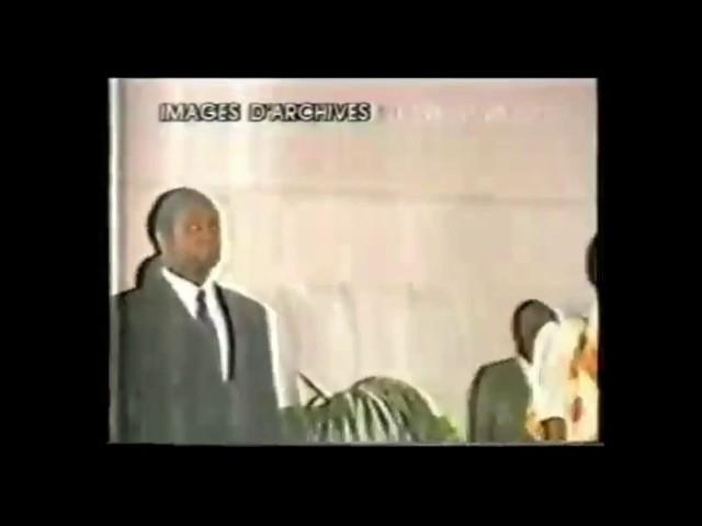 Burundi Discours de Bikomagu après lassassinat de Ndadaye Melchior