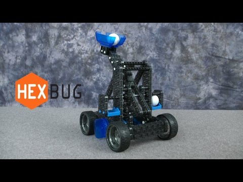 VEX Robotics Catapult from Hexbug