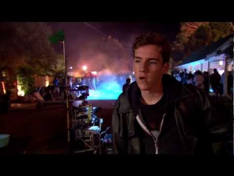 Project X:  On Set  Dax Flame HD