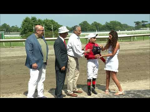 video thumbnail for MONMOUTH PARK 7-7-19 RACE 7