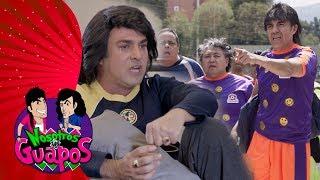 Nosotros los guapos: Albertano planea vengarse del Vitor 😟 | C10 - Temporada 4 | Distrito Comedia