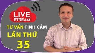 Live stream Gỡ Rối Tơ Lòng .... Thòng 35!