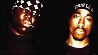 Biggie and Tupac- Runnin