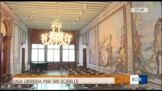 Palazzo Roberti e la rassegna letteraria Resistere sul TG3 Veneto - 19 giugno 2017