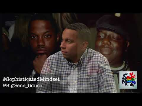 Gene Deal talks about the last days of the Notorious B.I.G