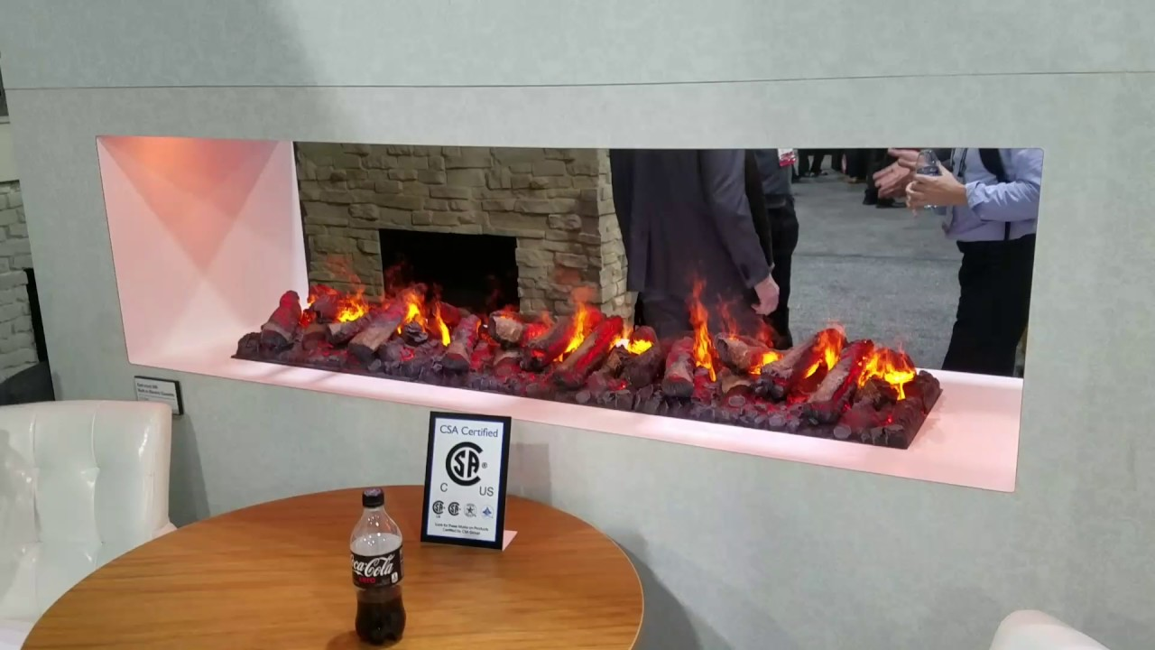 Product Review Of Dimplex Opti-Myst Electric Fireplace.