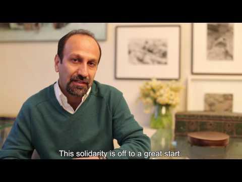 A message from The Salesman Director, Asghar Farhadi