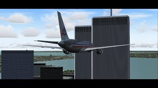 Air Disasters The North Tower Attack American Airlines Flight 11