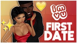 IMVU BOYFRIEND TOOK ME ON MY FIRST DATE! FT. TRILLY GAMING