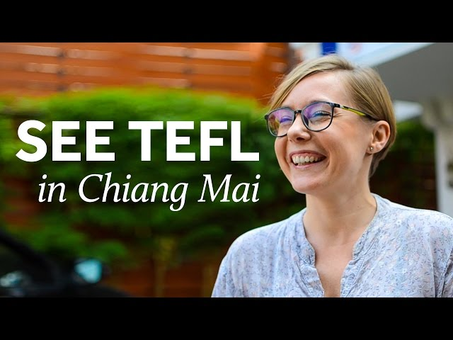 SEE TEFL in Chiang Mai Tour