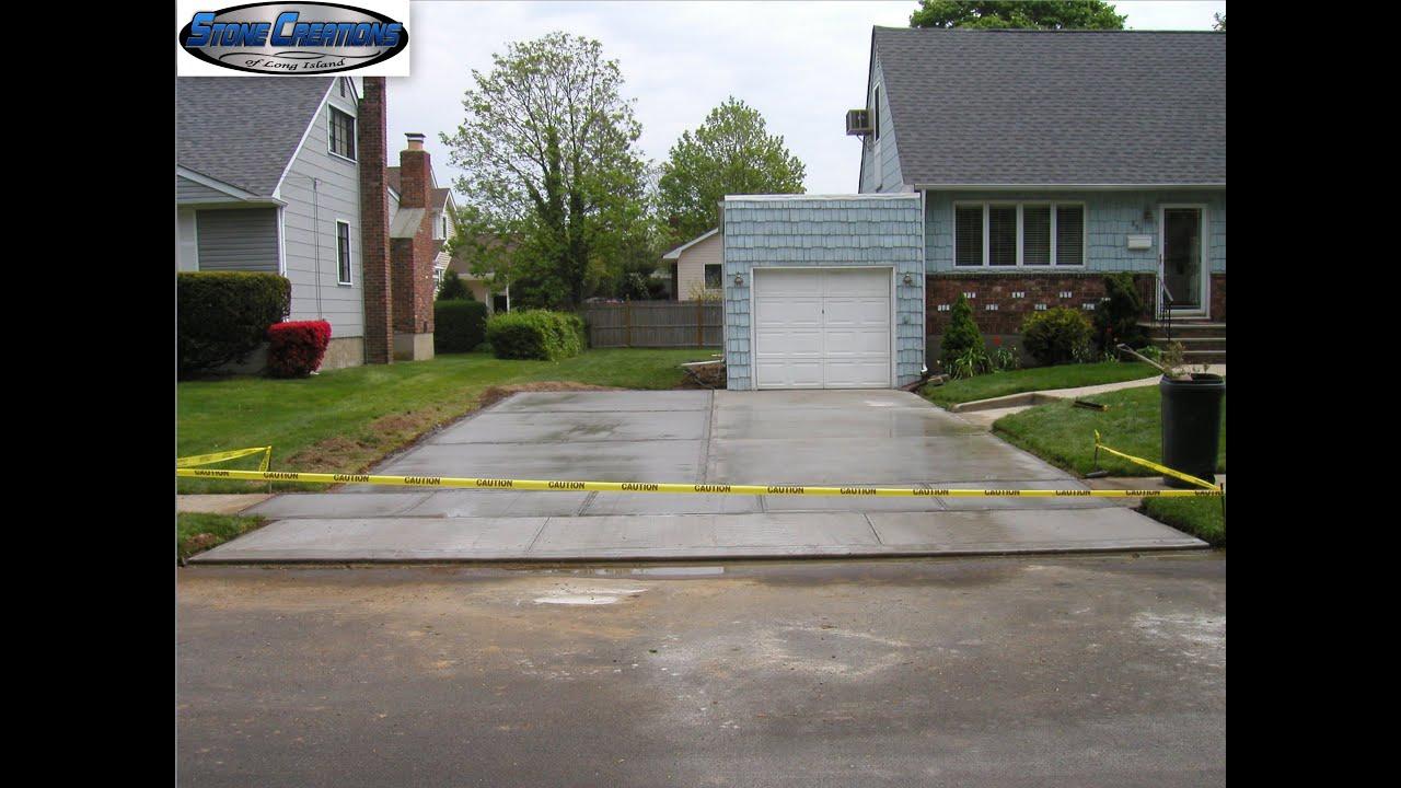 Concrete Resurfacing Long Island