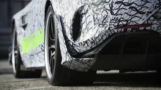 Появились Данные О Новом Mercedes-Amg Gt R Pro