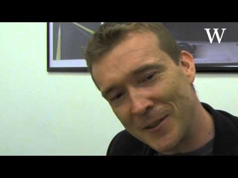 David Mitchell discusses The Reason I Jump by Naoki Higashida