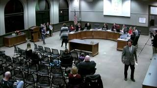 Norfolk Public Schools Board Room 12-12-2016