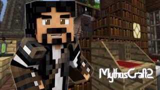 MYTHOS CRAFT 2 | TRAINING DAY! (Minecraft Roleplay) #4 [Minecraft Machinima]