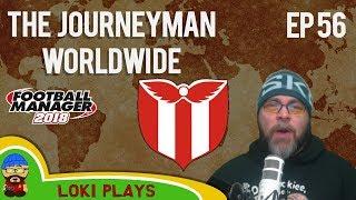 FM18 - Journeyman Worldwide - EP56 - River Plate Uruguay - Football Manager 2018