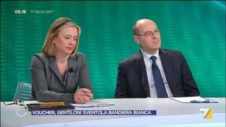 Speranza (MDP): Gentiloni deve guardarsi le spalle da Renzi