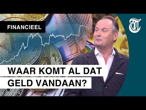 'Volgens dit model wordt bitcoin 200.000 euro waard'