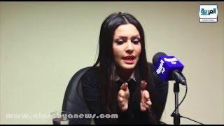العربية نيوز| بالفيديو.. ساندي علي: لم أقم بالخطوة الصعبة حتى الآن