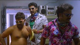 Repeat youtube video Venu Tillu Hot Romantic Scene With Aunty - Billa Ranga Telugu Movie Scenes