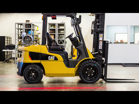 Forklift Safety: The Red Zone Pedestrian Warning Light